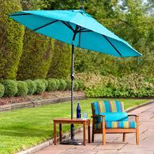 Patio Umbrella Canopy 9 U0027 Outdoor Sunbrella Umbrella U0026 Replacement Canopy Improvements