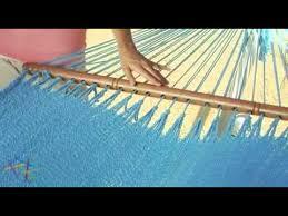 large grand caribbean nicaraguan hammock with spreader bar