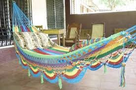 swings and hammocks for your home outdoor decoration garden