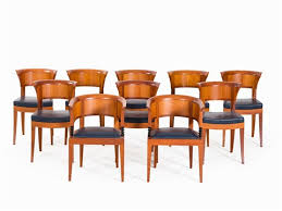 10 chair dining table set dining table with 10 chairs by leon krier on artnet
