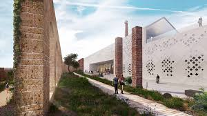 designboom italy gfc architecture develops science centre for naples on factory site