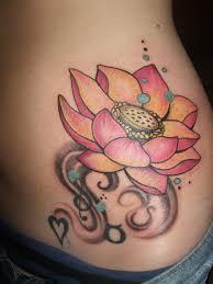 memorial flower designs forearm skull tattoos pictures