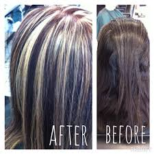 highlights to hide greyhair how to hide grey hair with highlights best hair 2017