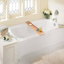 Bathroom Caddy Ideas bathtubs cool teak bathtub caddy bed bath and beyond 72