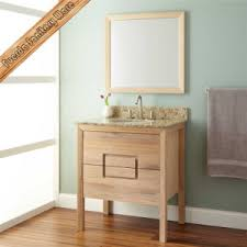 30 Inch Modern Bathroom Vanity by China Fed 312 30 Inch Modern Rubber Wood Finishing Bathroom