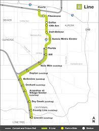 Map R Rtd R Line Light Rail Train Kills Mute Hearing Impaired Refugee