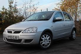 vauxhall corsa 2004 used vauxhall corsa 2004 for sale motors co uk