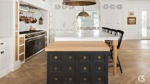 best wall color with oak kitchen cabinets our favorite black kitchen cabinet paint colors