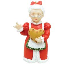 maxiaids mrs claus ornament