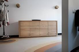 oak shadow solid wood sideboard by ethnicraft