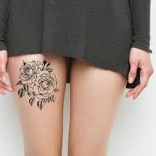 die besten 25 rosen tattoo ideen auf pinterest sanduhr tattoo