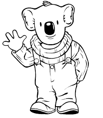 koala bear coloring page printable koala coloring pages coloring me