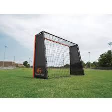 goalrilla striker ultra responsive rebounding soccer net and goal