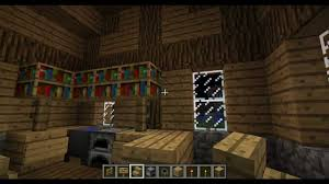 minecraft interior house design tutorial medieval house youtube
