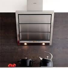 hotte cuisine 60 cm hotte verticale stella en inox largeur 60 cm de chez silverline