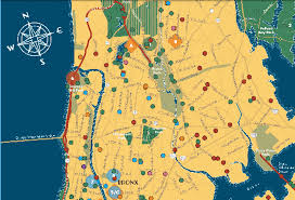 New York Borough Map by Mapping The New Deal In Each Nyc Borough Untapped Cities