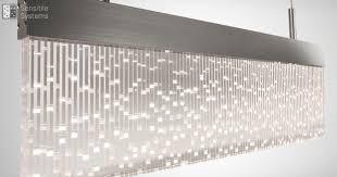 Lights Fixture Sensitile Fin Light Fixture Lighting Interior Pinterest