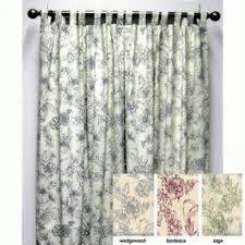 Insulated Thermal Curtains Tab Top Thermal Insulated Curtains Foter