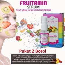 Serum Wajah Ristra best review of fruitamin serum pemutih wajah bpom 20 ml 2 botol