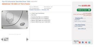black friday pc component deals black friday deals intel 730 rachel u0027s yard