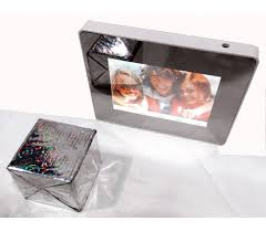 picture frame light battery operated mirror photo frame with led light up battery operated