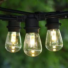 retro light bulb string globe replacement bulbs lemax four led