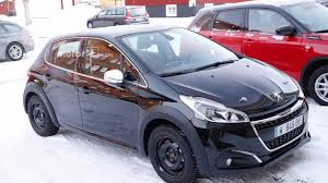 peugeot for sale usa all new peugeot 208 makes spy photo debut
