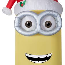 gemmy airblown inflatables christmas inflatable kevin with candy