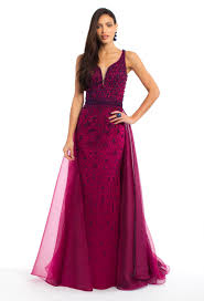 plunge dress beaded plunge dress from camille la vie and usa