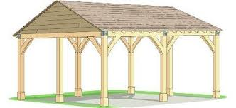 Garage Construction Plans Uk Plans Diy Free Download by Timber Gable Roof Carport Plans Plans Diy Free Download Knife