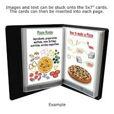 5 X 7 Photo Albums Talking Photo Album Page Inserts 5x7 Inch Pack Of 20