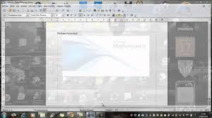 tutorial microsoft mathematics 4 0 youtube