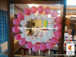 pune premier children birthday party planners birthday craft