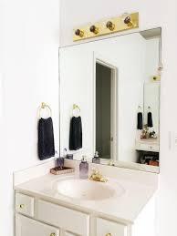 bathroom makeover in 5 easy steps