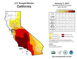 california map drought california drought isn t but we re getting better sfgate