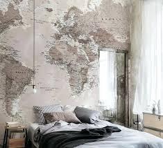 d o chambre vintage papier peint pour chambre adulte chambre vintage idace papier peint