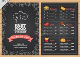 top 35 free psd restaurant menu templates 2017 colorlib