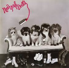 Cat Photo Album Mew York Dolls New York Dolls Album Cover With Cats