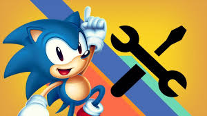 sonic mania modding basic all in one tutorial extract pack