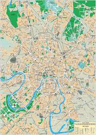 moscow russia map maps of moscow detailed map of moscow in maps of