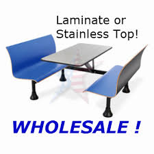 Break Room Table And Chairs by Cafeteria Tables Can Be Fun Mix And Match Seat Colors 888 661 0845