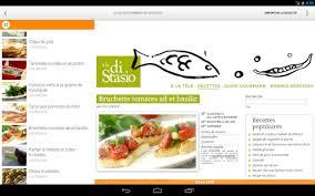 logiciel recette cuisine gratuit le collectionneur de recettes applications sur play