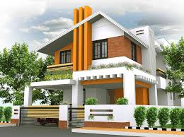 House Design Architecture Interior Design - 3d architect home design