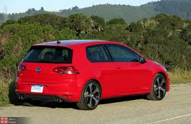 gti volkswagen 2015 2015 volkswagen gti 2 door review with video the truth about cars