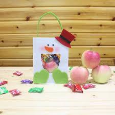 new arrival felt handmade christmas gift bags in bulk buy