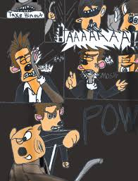 flushed roddy u0027s 5 supersaiyani9000 deviantart