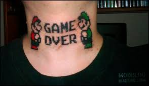 the 15 dumbest video game tattoos you u0027ll ever see