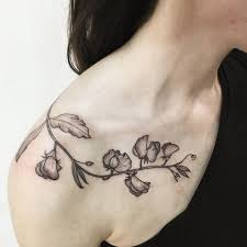 50 must try collar bone tattoos designs and ideas 2018