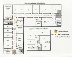 Security Floor Plan Safety And Security