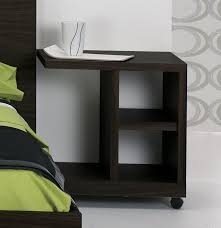 light wood contemporary night stands modern nightstands for a polished bedroom freshome regarding